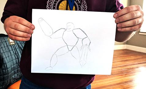 game design drawing