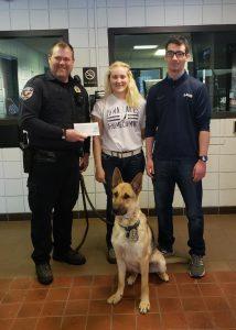 Canine donation