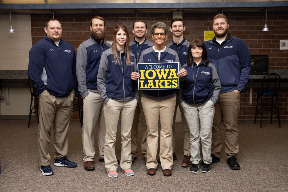 Admissions Staff at Iowa Lakes