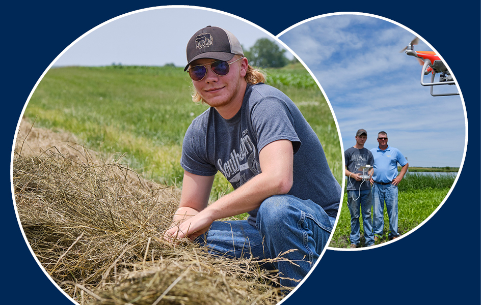 Agriculture Production Technology Degree at Iowa Lakes Community College
