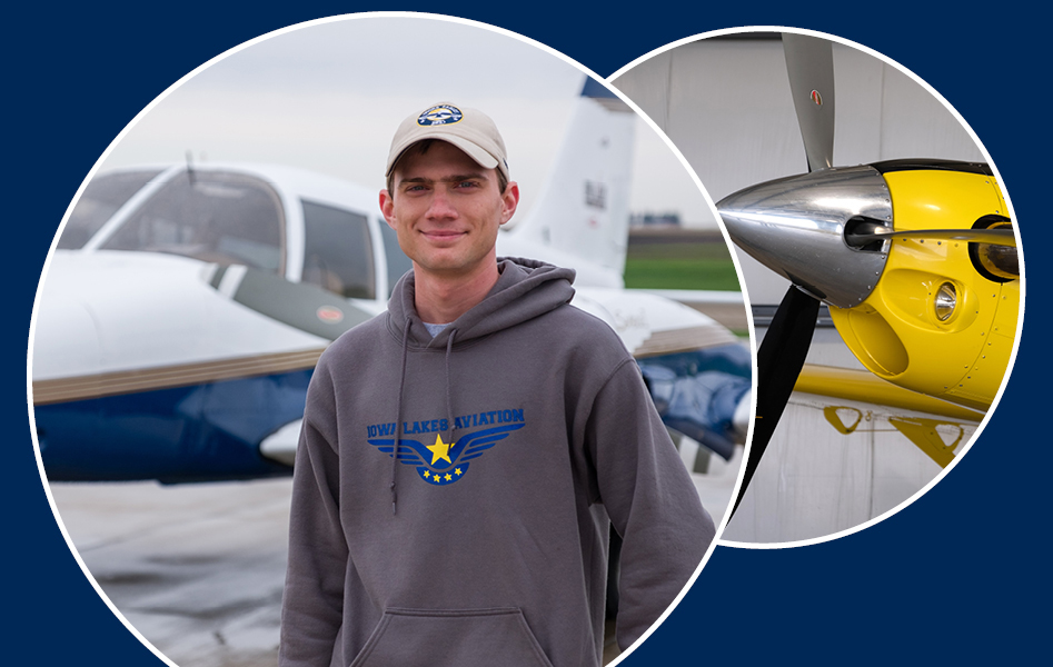 Aviation/Airport Management Degree at Iowa Lakes Community College