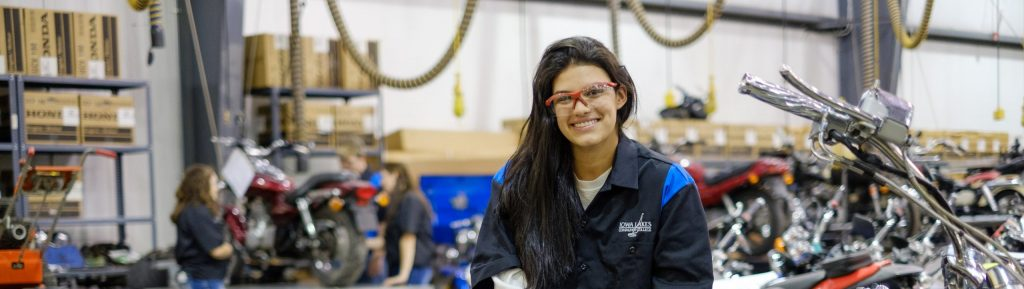 Powersports & Power Equipment Technology degrees at Iowa Lakes
