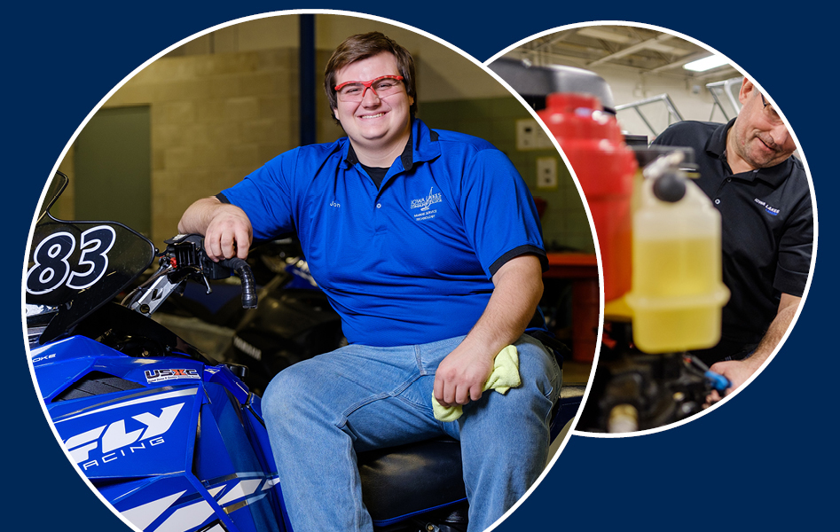 Boat and Watercraft Technician degree at Iowa Lakes Community College