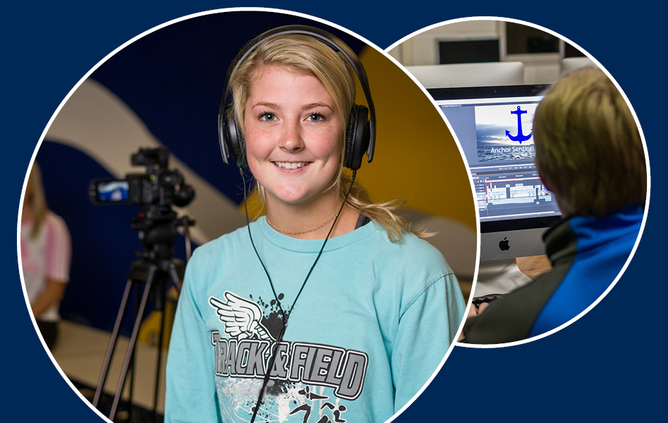 Digital, Social & Broadcast Productions degree at Iowa Lakes Community College