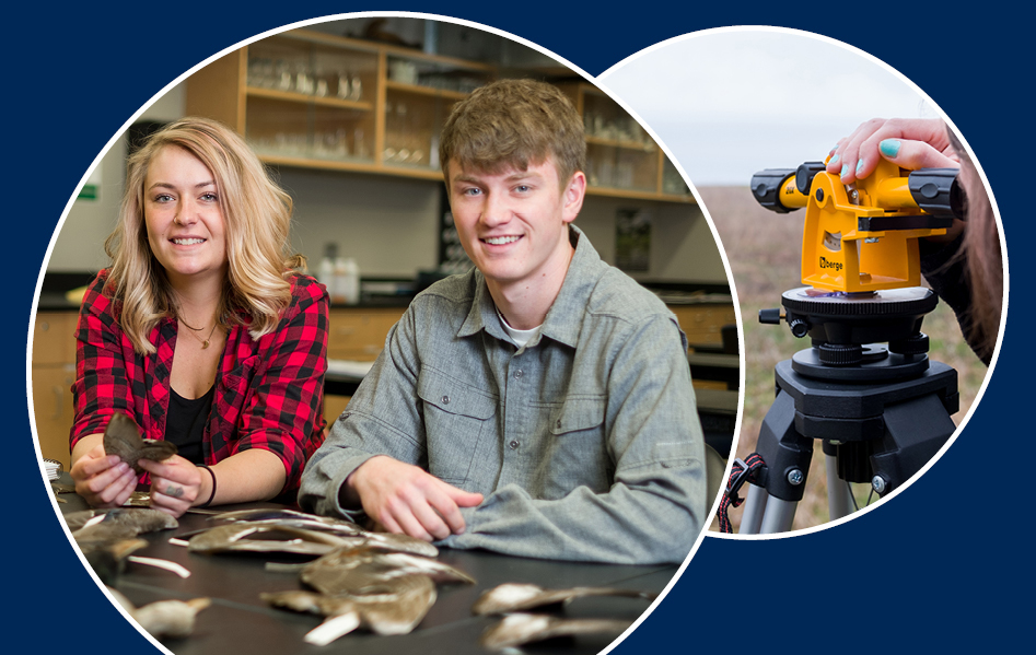 Environmental Studies degree at Iowa Lakes Community College