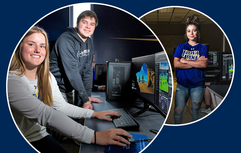 Game Design & Development Degree at Iowa Lakes Community College
