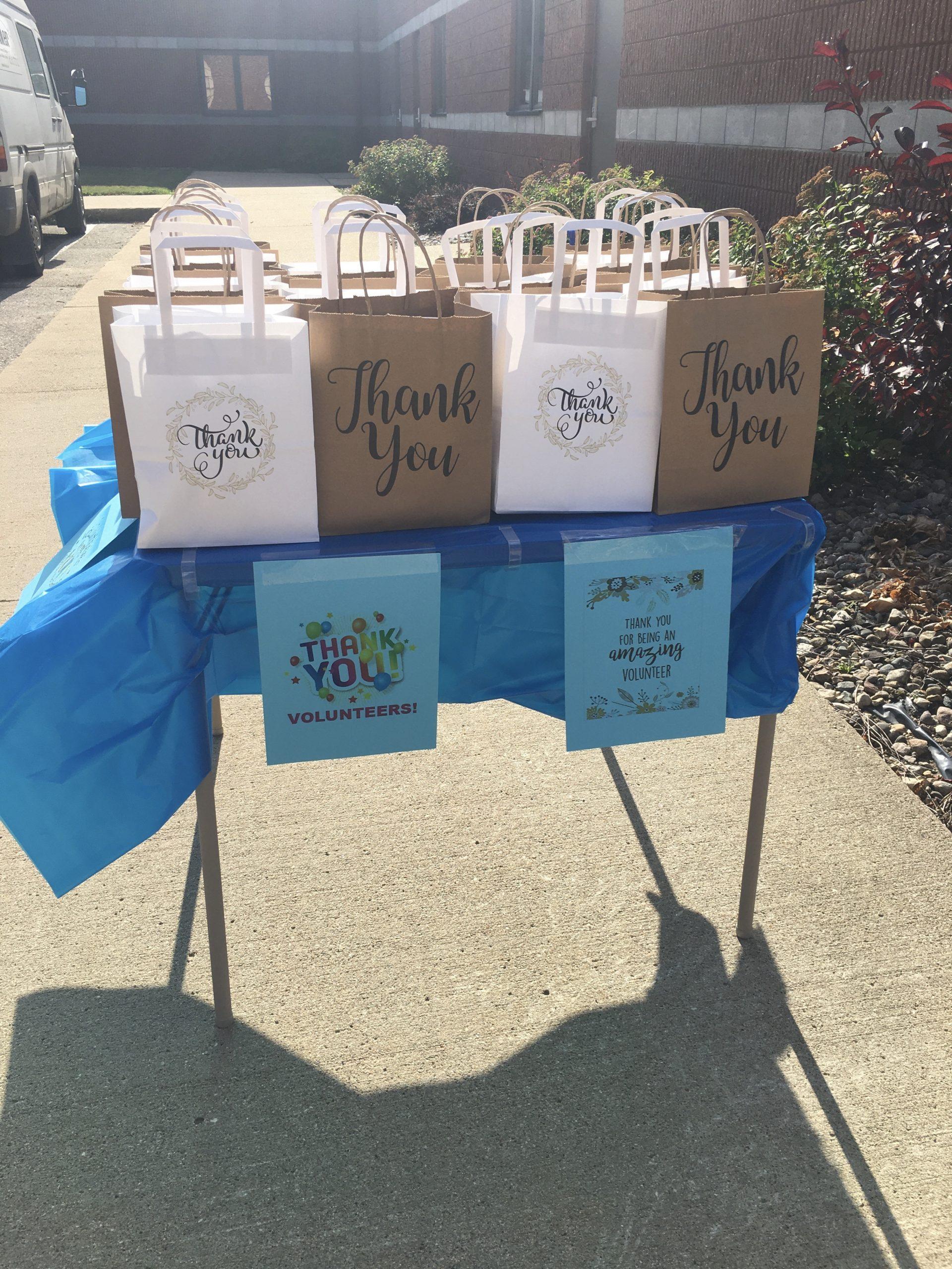 RSVP Volunteer appreciation