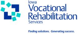 Iowa Vocational Rehabilitation Services logo