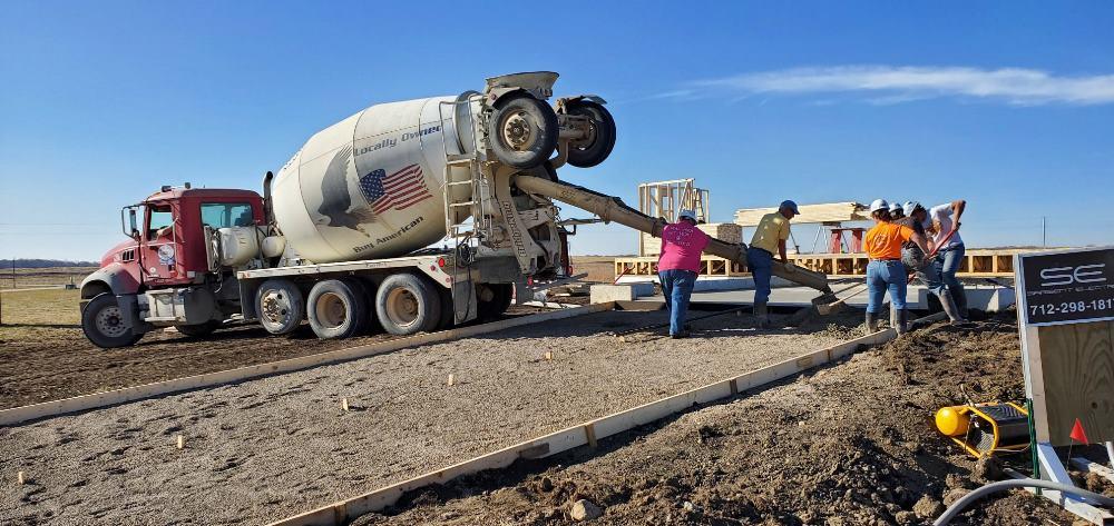 Iowa Lakes Construction Program