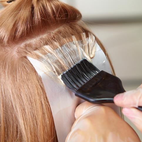 Hair Color at Laker Salon