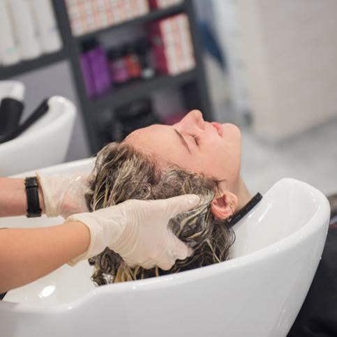 Shampoo at Laker Salon