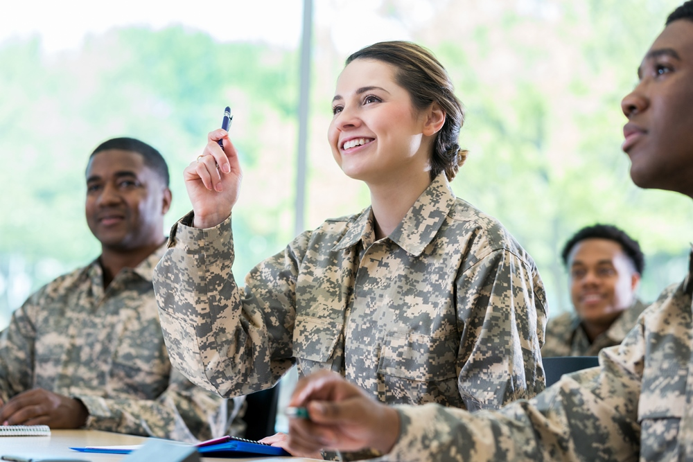 Military service members, veterans, and families welcome to utilize military education benefits at Iowa Lakes Community College.