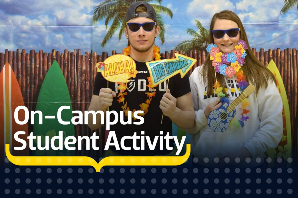 On-Campus Student Activity