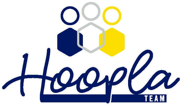 HOOPLA blue