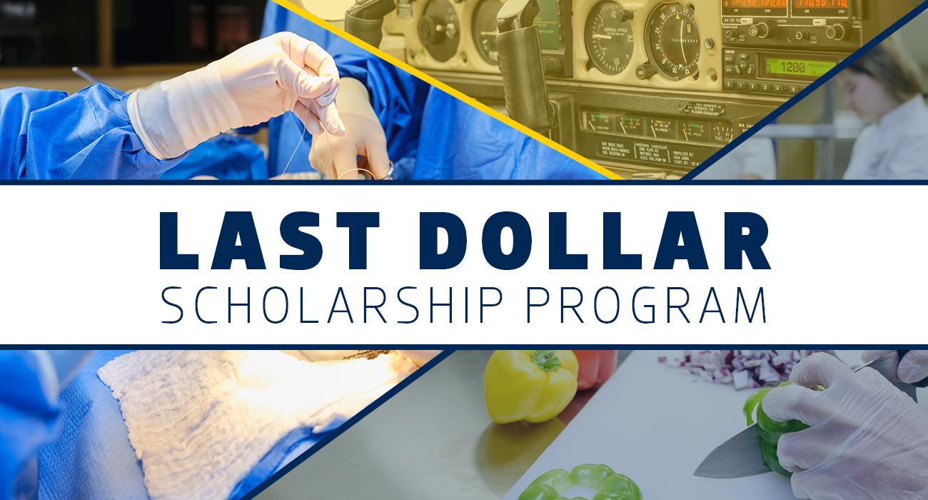 Last-Dollar Scholarship Program