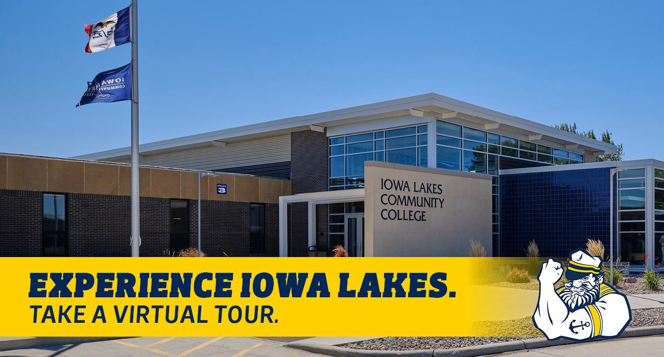 Experience Iowa Lakes. Take a Virtual Tour.