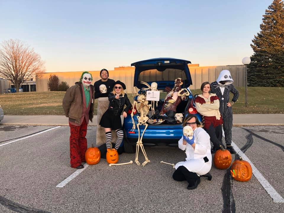 Trunk or Treat Press Release