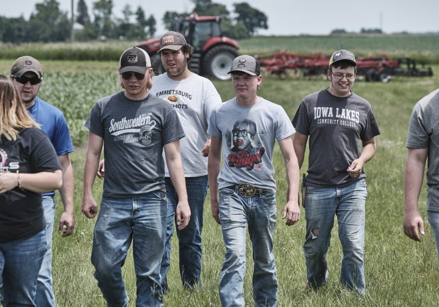 AgriBusiness Area of Study at Iowa Lakes