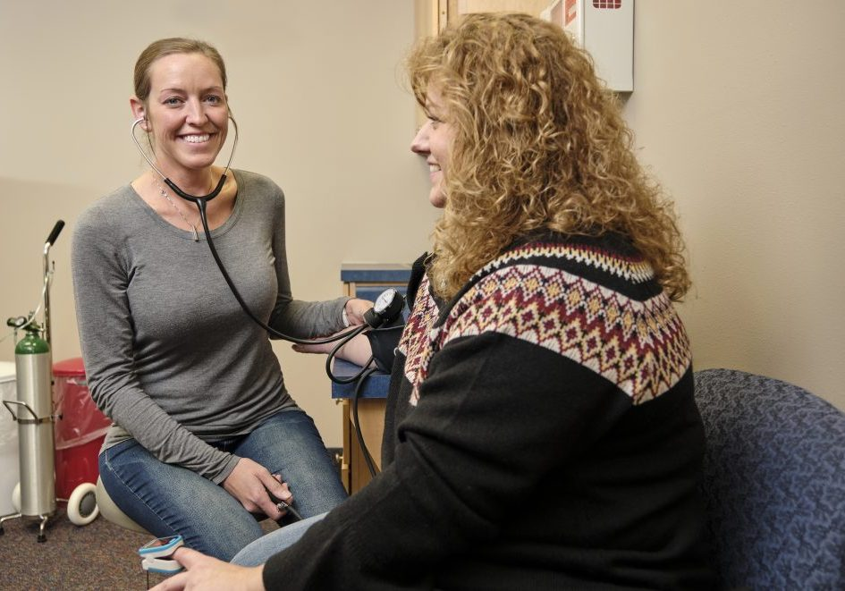 Medical Assistant Area of Study at Iowa Lakes
