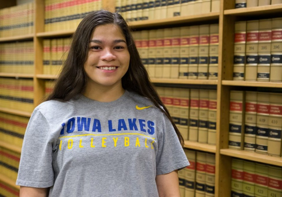 Paralegal Area of Study at Iowa Lakes
