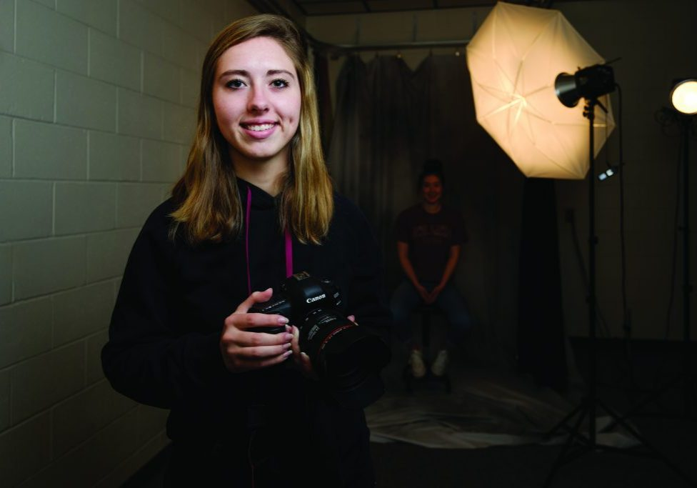 Photography Area of Study at Iowa Lakes