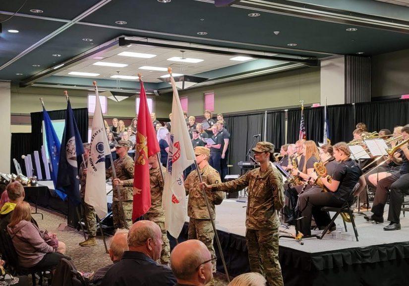 music veterans program